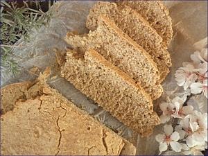 hleb od pirinca i mekinja 2